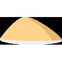 Пісок на підсипку